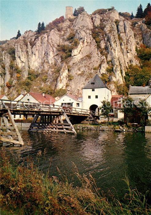 AK / Ansichtskarte Essing Burg Randeck Essing Nr. kc96892 - oldthing ...