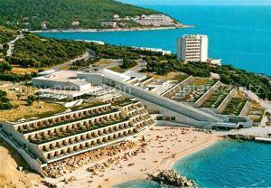 AK / Ansichtskarte Dubrovnik_Ragusa Fliegeraufnahme Hotel Dubrovnik President Strand Dubrovnik Ragusa