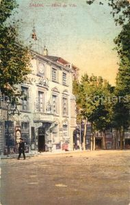 AK / Ansichtskarte Salon de Provence Hotel de Ville Salon de Provence