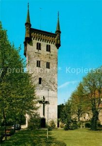 AK / Ansichtskarte Warendorf Gedaechtnisturm Warendorf