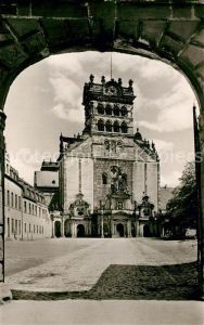AK / Ansichtskarte Trier St Matthias Basilika Trier