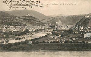 AK / Ansichtskarte Niederlahnstein Blick in das Lahntal Niederlahnstein