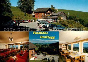 AK / Ansichtskarte Hulftegg Passhoehe Hulftegg
