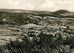AK / Ansichtskarte Schwebda_Werra Landschaftspanorama Schwebda Werra