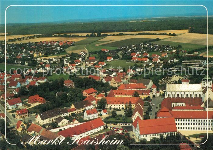 AK / Ansichtskarte Kaisheim Fliegeraufnahme Kaisheim