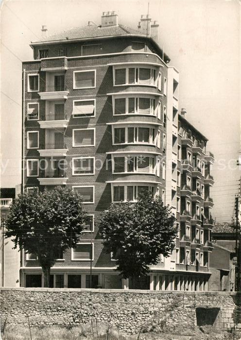 AK / Ansichtskarte Ales Le Building Avenue Carnot Ales