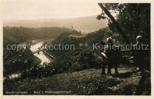 AK / Ansichtskarte Niederlahnstein Panorama Niederlahnstein
