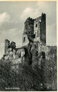 AK / Ansichtskarte Drachenfels Burg  Drachenfels