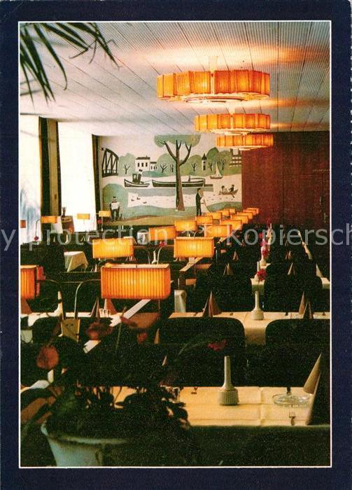 AK / Ansichtskarte Berlin Hotel Stadt Berlin Restaurant Berlin