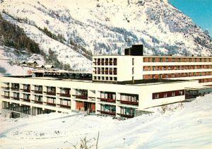AK / Ansichtskarte Valloire_Savoie Notre Dames des Neiges Hotel Sports d hiver Alpes Valloire Savoie