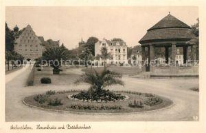AK / Ansichtskarte Aschersleben Herrenbreite Bestehornhaus Aschersleben