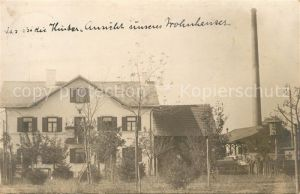 AK / Ansichtskarte Muenchen Privathaus Ak  Muenchen