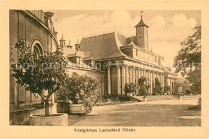 AK / Ansichtskarte Pillnitz Koenigliches Lustschloss Pillnitz