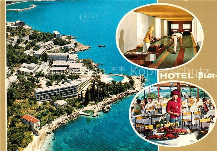 AK / Ansichtskarte Dubrovnik_Ragusa Hotel Plat Dubrovnik Ragusa