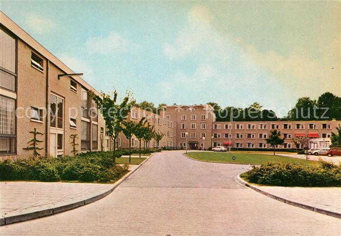 AK / Ansichtskarte Oosterhout Bejaardencentrum Huize de Doelen Oosterhout