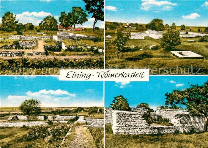 AK / Ansichtskarte Eining Roemerkastell Ruinen Antike Staette Eining