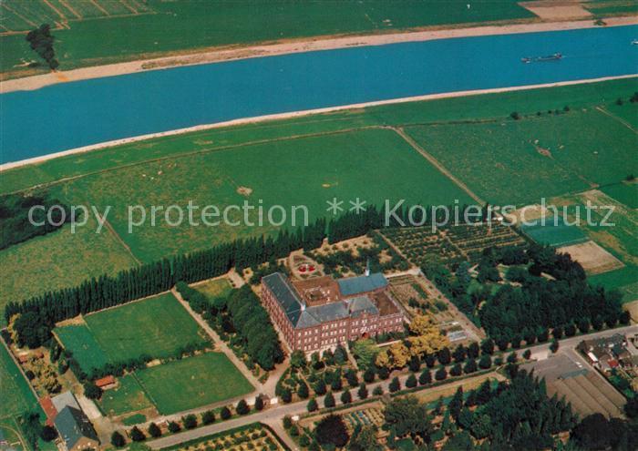 AK / Ansichtskarte Steyl Fliegeraufnahme Mutterhaus Anbegungsschwestern Steyl
