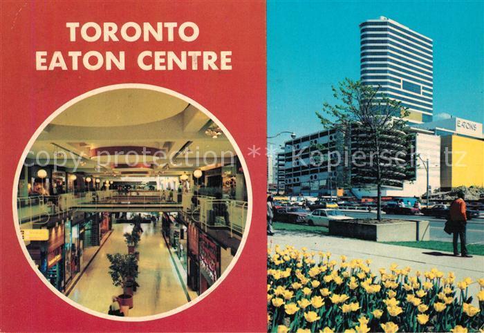 AK / Ansichtskarte Toronto_Canada Eaton Centre Toronto Canada