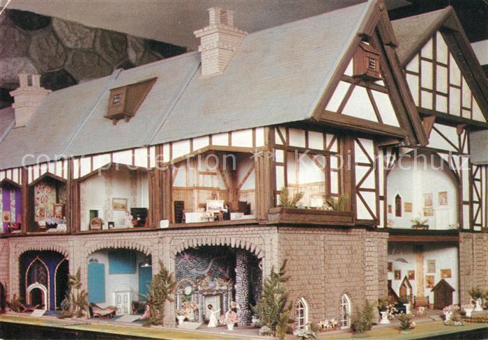 AK / Ansichtskarte Victoria_British_Columbia Gay Nineties Doll House Miniature World Victoria_British_Columbia