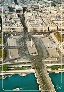 AK / Ansichtskarte Paris Ses Merveilles Fliegeraufnahme Paris