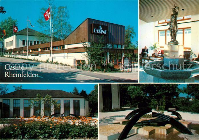 AK / Ansichtskarte Rheinfelden_AG Casino Kurpark Trinkhalle Rheinfelden AG