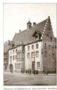 AK / Ansichtskarte Braunschweig Bierbaumsches Haus Braunschweig
