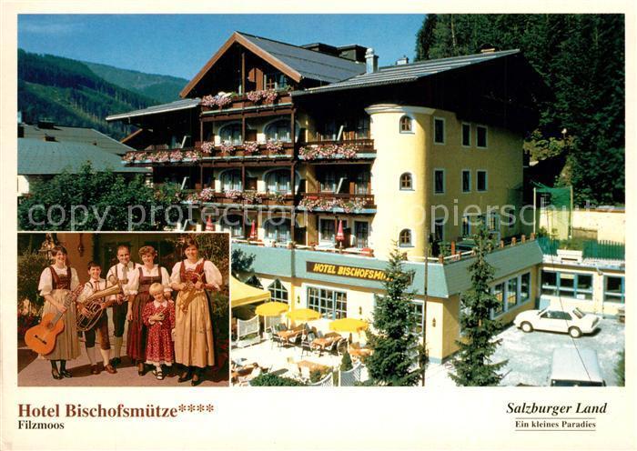 AK / Ansichtskarte Filzmoos Hotel Bischofsmuetze Filzmoos