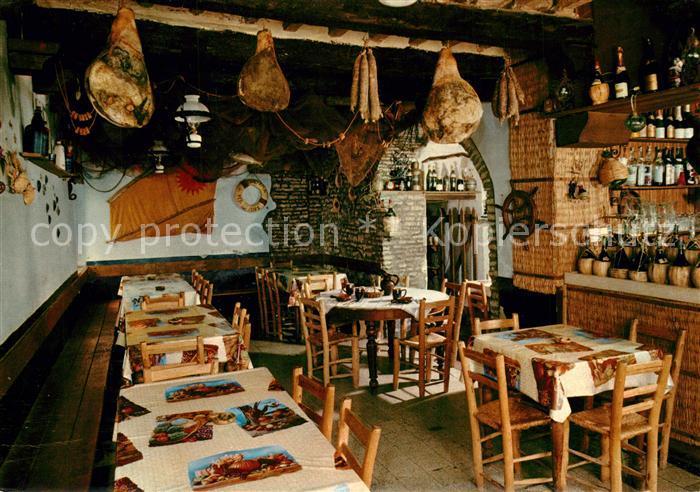 AK / Ansichtskarte Casteldimezzo Taverna del Pescatore Casteldimezzo