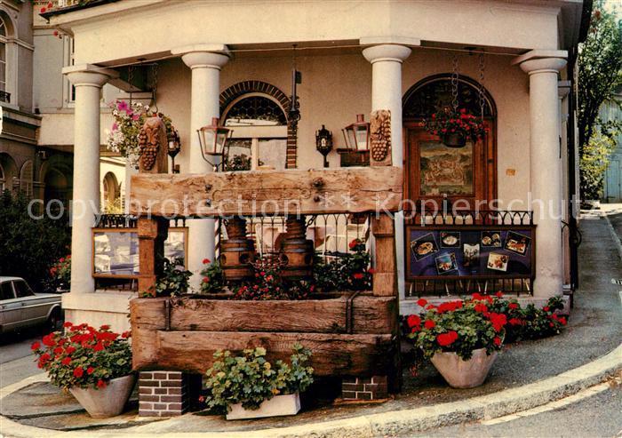 AK / Ansichtskarte Baden_AG Hotel Limmathof Baden_AG