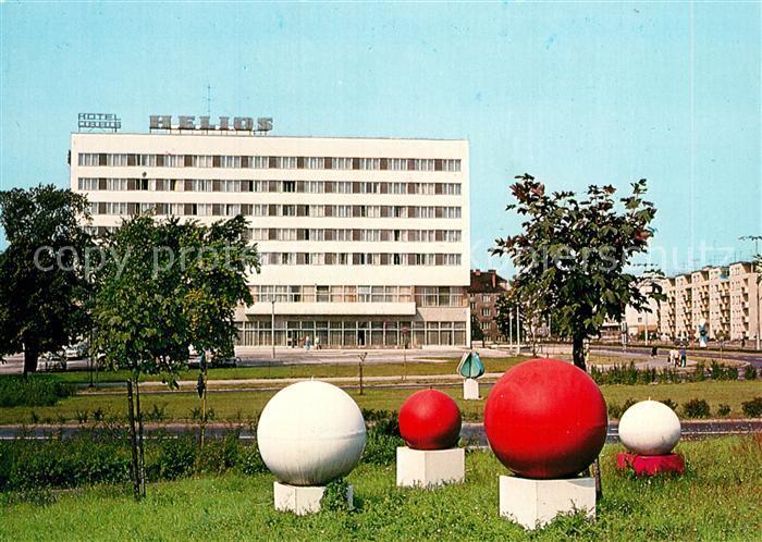 AK / Ansichtskarte Torun_Thorn Hotel Hellos Torun Thorn