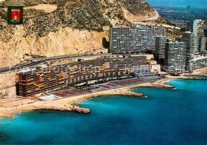 AK / Ansichtskarte Alicante Fliegeraufnahme  Alicante