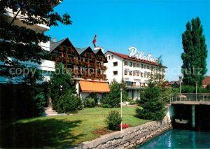 AK / Ansichtskarte Hergiswil_Willisau Hotel Pilatus Hergiswil Willisau