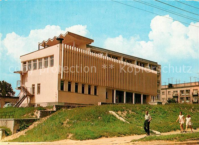 AK / Ansichtskarte Pulawy Dom Nauczyciela Pulawy