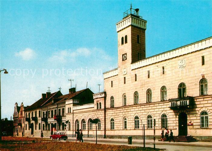 AK / Ansichtskarte Radom_Poland Gmach Archiwum Panstwowego Radom_Poland