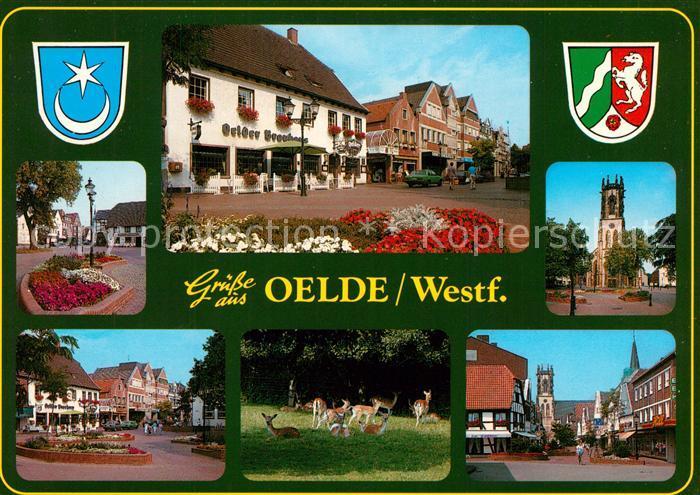 AK / Ansichtskarte Oelde  Oelde