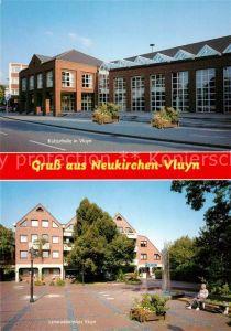 AK / Ansichtskarte Vluyn Kulturhalle Leiheweberplatz  Vluyn