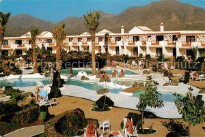 AK / Ansichtskarte Lanzarote Playa Blanca Costa Papagayo Apartamentos  Lanzarote