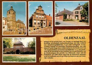 AK / Ansichtskarte Oldenzaal Historische Gebaeude Kirche Oldenzaal