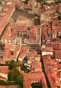 AK / Ansichtskarte Arezzo Fliegeraufnahme Arezzo