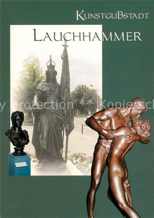 AK / Ansichtskarte Lauchhammer Kunstgussstadt Lauchhammer