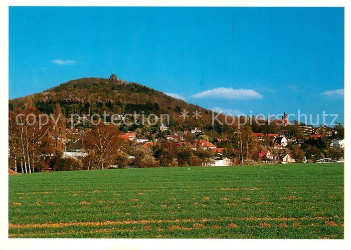 AK / Ansichtskarte Homberg_Efze Blick ueber die Felder Homberg Efze