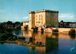 AK / Ansichtskarte Tarascon_Bouches du Rhone Chateau du Roi Rene Tarascon Bouches du Rhone