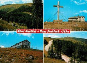 AK / Ansichtskarte Alois Guenther Haus Haus Stuhleck Alois Guenther Haus