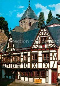 AK / Ansichtskarte Altenahr Fachwerkhaus mit Glocken Altenahr