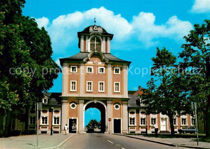 AK / Ansichtskarte Bruchsal Damianstor Bruchsal