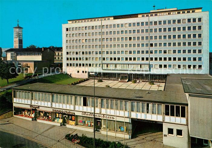 AK / Ansichtskarte Neunkirchen_Saar Rathaus Neunkirchen Saar