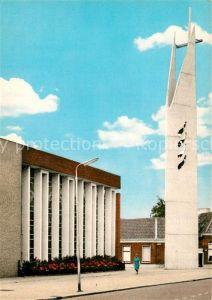 AK / Ansichtskarte Meppel St. Stephanus Kerk Meppel