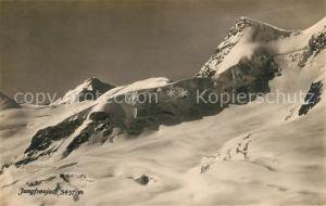 AK / Ansichtskarte Jungfraujoch Panorama Jungfraujoch
