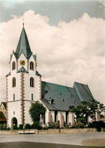 AK / Ansichtskarte Gross Umstadt Stadtkirche Gross Umstadt