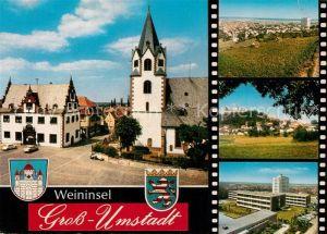 AK / Ansichtskarte Gross Umstadt  Gross Umstadt